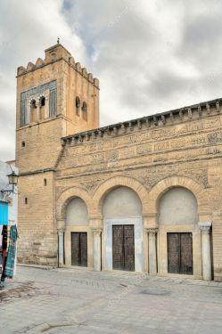 Kairouan mezquita tres puertas-1