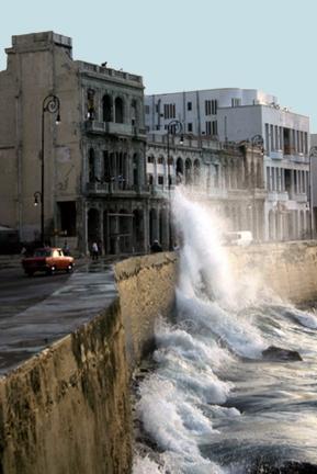 Havana vieja Malecon-8