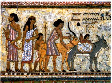 Hebreos-antiguos en Egipto-1