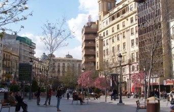 Calle centro Granada-1